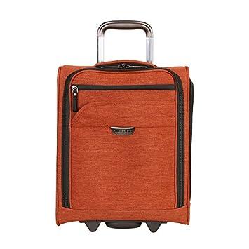 c6ed6ab4f07 Amazon.com  Ricardo Beverly Hills Malibu Bay 16-inch Under Seat Rolling Tote  Carry-On Luggage, Orange
