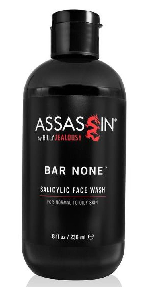 Billy Jealousy Bar None Salicylic Face Wash - 8oz