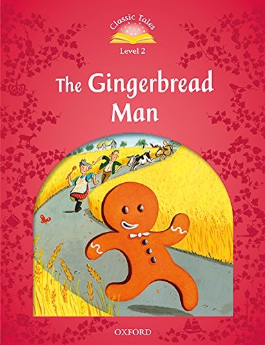 Download Classic Tales Second Edition: Level 2: The Gingerbread Man Audio Pack pdf epub