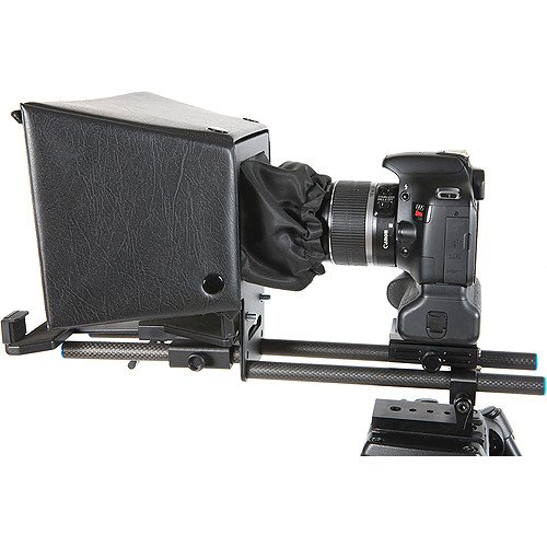 Datavideo TP-500B Prompter Kit for DSLR Cameras by Datavideo