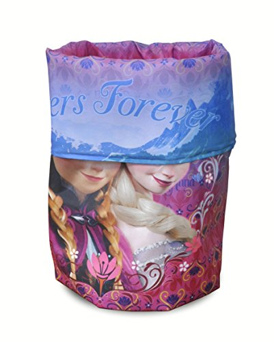 Disney Frozen Foldable Canvas Storage Bin Toy