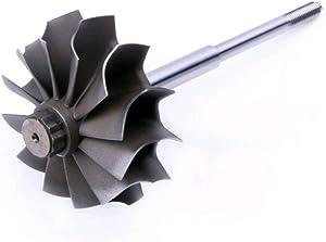 Turbo Turbine Wheel For Mitsubishi TD04HL 11 Blade/High Flow Type