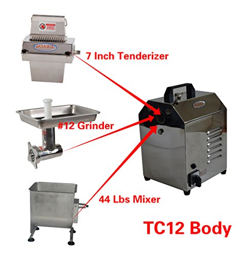 Hakka Meat Processing Machines Commercial Multi-functiona...