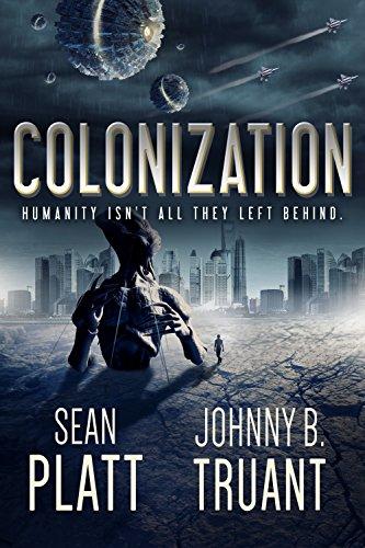 Colonization (Alien Invasion Book - Commercial Duo