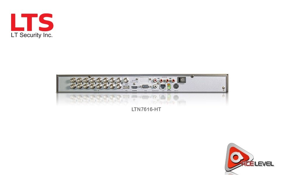 LT Security LTN7616-HT Hybrid NVR Drivers for Windows XP