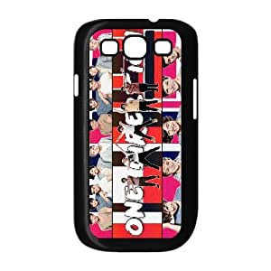 Custom High Quality WUCHAOGUI Phone case One Direction Music Band Protective Case For Samsung Galaxy S3 - Case-7