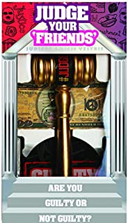 Judge Your 'Friends' - Adult Party Game (Amazon Ex