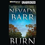 Burn: An Anna Pigeon Mystery, Book 16 | Nevada Barr