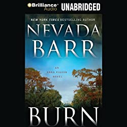 Burn: An Anna Pigeon Mystery, Book 16