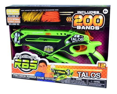 Super Impulse Precision RBS Rubber Band Launcher - Talos
