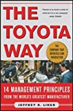 The Toyota Way 1st Edition