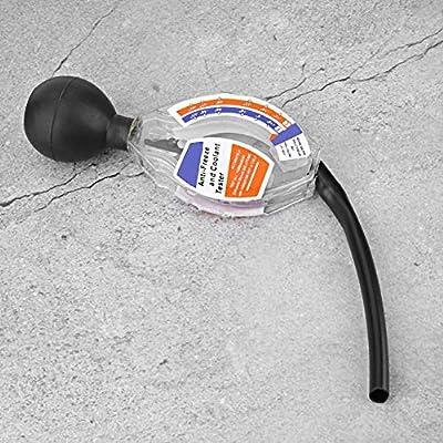 Testeur de liquide de refroidissement - Testeur de liquide de refroidissement et antigel, Type à cadran de qualité Densimètre antigel à test rapide Accessoire for testeur de liquide de refroidissement