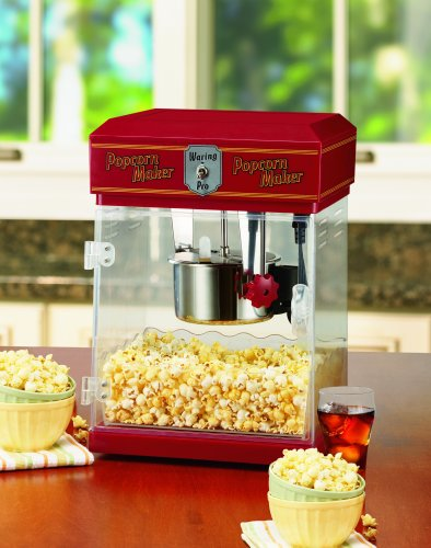 waring pro wpm25 popcorn maker red free shipping 11street malaysia specialty cookware - Waring Pro