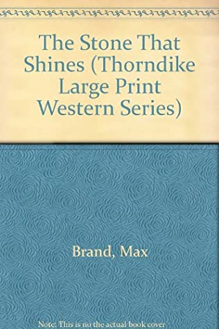 book cover of The Stone That Shines