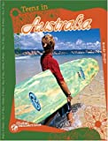 Teens in Australia, Brenda Haugen and Compass Point Books Staff, 0756524415