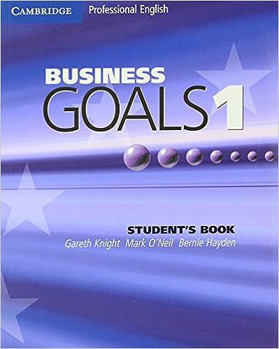 Business English Cambridge Book