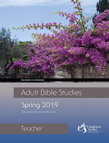 Adult Bible Studies Spring 2019 Teacher - PDF download (English Edition)