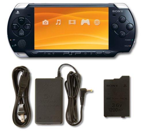 PlayStation Portable 2000 System - Piano Black
