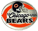 CHICAGO BEARS NFL LIMITED EDITION FOOTBALL TEAM BELT BUCKLE BY SISKIYOU