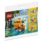 LEGO-Polybag-Set-30571-Creator-Pelican-3-in-1-Pellicano-Limited-Edition