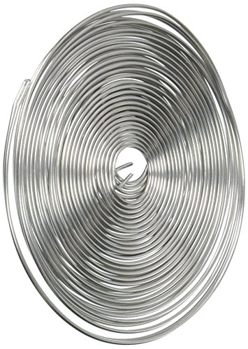 Wire Clay Tools - Jack Richeson 400330 Armature Wire 1/16 Inch (.063) 32', Solid