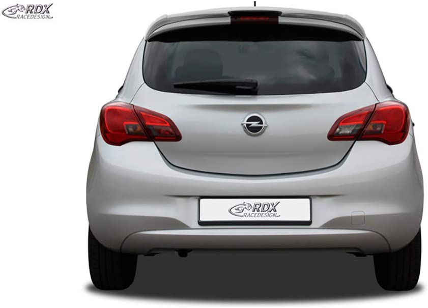 PUR-IHS Roof spoiler Corsa E 3-doors 2014-
