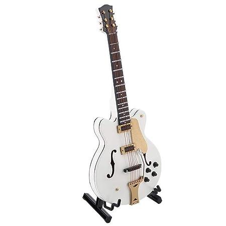 MDYHJDHYQ La Caja de música Herramientas Miniatura 5,5 in Guitarra ...