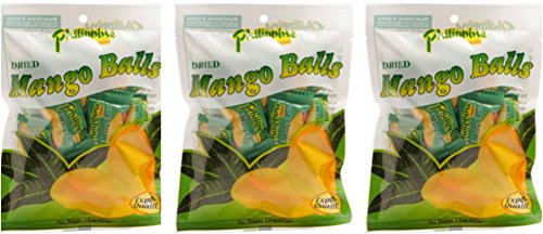 Philippine Brand Dried Mango Balls product image