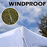 NSdirect EZ Pop Up Canopy Tent Outdoor Portable