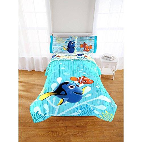 Disney's Finding Dory Nemo Full Comforter & Sheet Set  + HOM