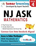 Nj Ask Practice Tests and Online Workbooks, Lumos Learning, 1940484073