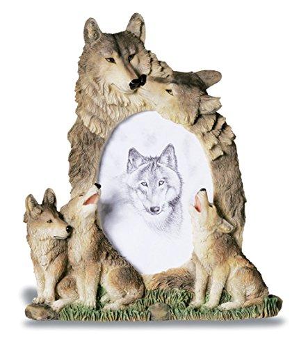 Photo Frame Wolf - She Wolf Tenderness, mo0257Prestige–Photo Frame