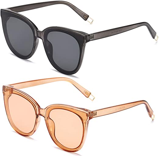 Eyewear MEN Sunglasses Designer Womens Ladies Oversized Glasses Cat Eye ROUND