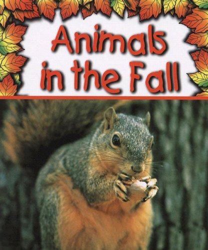 Animals In The Fall Preparing For Winter Gail Saunders Smith