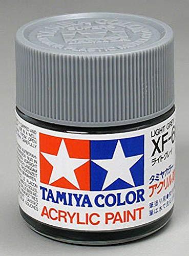 Tamiya America, Inc Acrylic XF66, Flat Light Grey, -