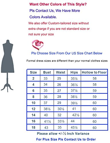 KAY&LAYLA Women's Beaded One-Shoulder Gown 2015 Short Homecoming Gown Red Size 14 by KAY&LAYLA (Image #4)
