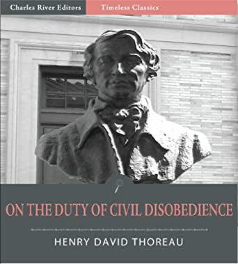 Examples of civil disobedience