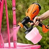 REXBETI Ultimate-750 Paint Sprayer, 500 Watt High