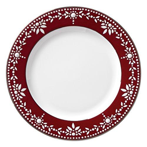 Lenox Marchesa Empire Pearl Butter Plate, Wine ()