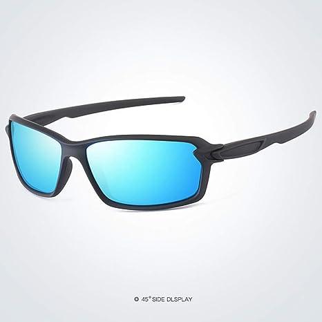 Yangjing-hl Gafas de Sol polarizadas Hombres Gafas de ...