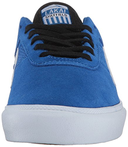 Blue Lakai Sheffield Suede Suede Pink MS317 1wBWpF4
