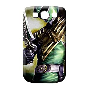 samsung galaxy s3 cell phone skins Unique Proof Hd green ranger