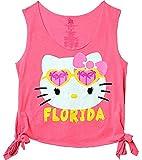 Florida Too Cool Juniors Summer Beach Tank T-Shirt Womens' , Adult Size M