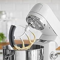 Robot de Cocina de Metal Frida 1000 W Máquina mezcladora totalmente metálica con 8 niveles de velocidad y función Pulse, incluye accesorios: Amazon.es: Hogar