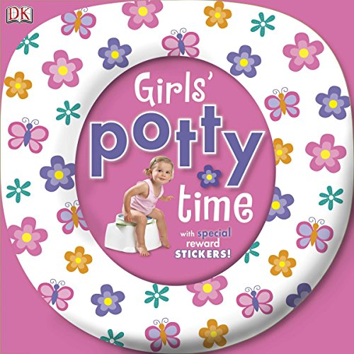 Girls' Potty Time: Includes Special Reward Stickers!