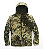 The North Face Men's Millerton Jacket New Taupe Green/Macrofleck Camo Print Medium