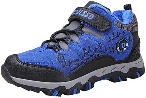 ハイキングシューズ 運動靴 スニーカー 滑り止め 冬 男の子 女の子 柔らかい 可愛い Jopinica キッズシューズ 子供靴