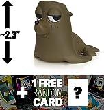 "Rudder: ~2.3"" Funko Mystery Minis x Finding Dory Mini Vinyl Figure + 1 FREE Classic Disney Trading Card Bundle (UNCOMMON)"