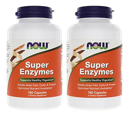 Foods Super Enzymes Capsules Pack