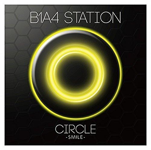 CD : B1A4 - B1a4 Station (circle) (Japan - Import)